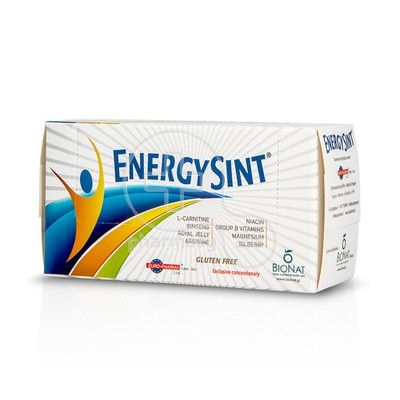 BIONAT - Energy Sint - 10vials x 15ml
