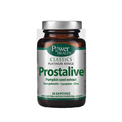 Power Health Classics Platinum Prostalive 30 caps