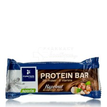 My Elements Protein Bar Hazelnut & Chocolate, 60gr