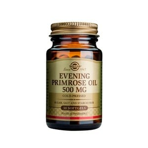 SOLGAR Evening primose oil 500mg 30softgels