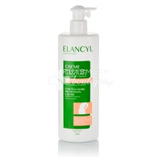 Elancyl Creme Prevention Vergetures - Πρόληψη Ραγάδων, 500ml