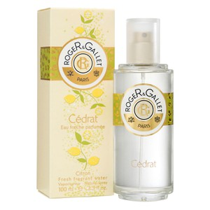 Roger   gallet cedrat fresh fragrant water 100ml