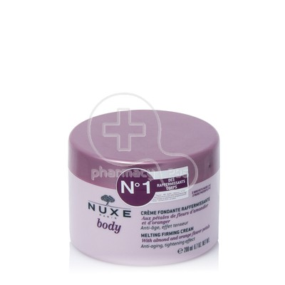 NUXE - BODY Creme Fondante Raffermissante - 200ml