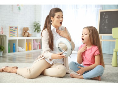 How can I Deal with my Child Speech Problems?