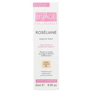 Uriage roseliane soin de teint sable 01