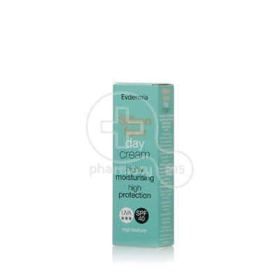 EVDERMIA - SILKEN FACE Day Creme SPF40 - 50ml