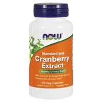 NOW CRANBERRY EXTRACT MAXIMUM STRENGTH 90 VEG. CAPS