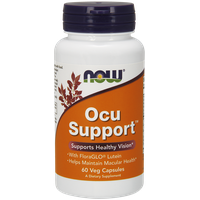 NOW OCU SUPPORT WITH FLORAGLO LUTEIN 60 VEG. CAPS