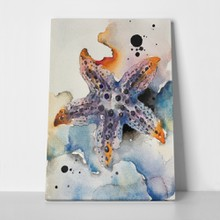 Watercolor starfish 2 1104996551 a