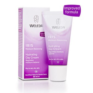 Weleda hydrating day cream iris 30ml