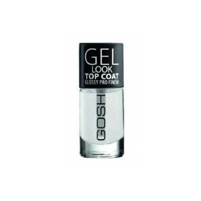 Gosh - Gel Look Top Coat - 8ml