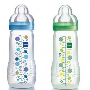Mam baby bottle 4m  boy