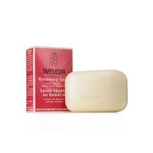 Weleda rosemary soap 100gr