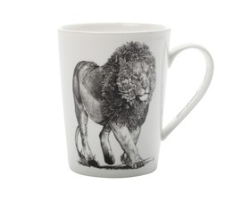 Maxwell & Williams Κούπα Bone China African Lion Marini Ferlazzo 450ml