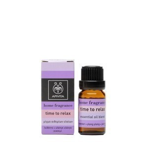 Apivita essential oil blend time to relax