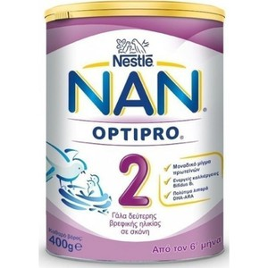 Nan optipro no2 400g