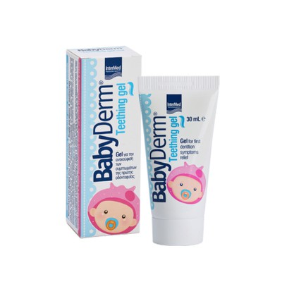 INTERMED - BABYDERM Teething Gel - 30ml