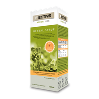 F ECTIVE HERBAL SYRUP KIDS SUGAR FREE 100ML