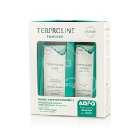 SYNCHROLINE - PROMO PACK TERPROLINE Face Cream (50ml) ΜΕ ΔΩΡΟ Contour Eyes & Lips (15ml)