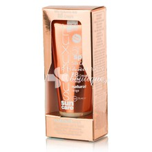 Intermed Luxurious Sun Care BB Cream SPF50 Natural Beige Silk Cover with Hyaluronic Acid, 75ml