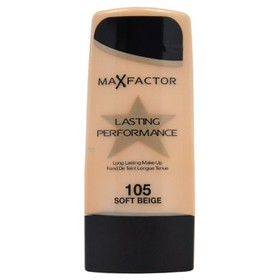 MAX FACTOR LASTING PERFORMANCE MAKE UP 105 SOFT BEIGE