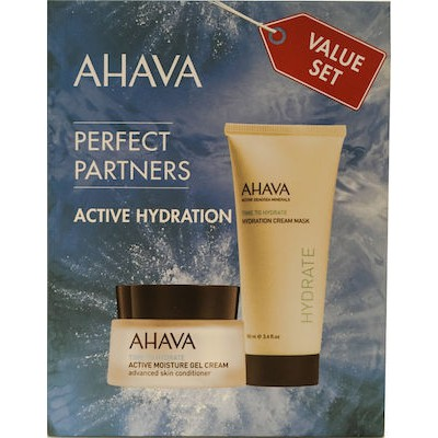 AHAVA PERFECT PARTNERS ACTIVE HYDRATION
