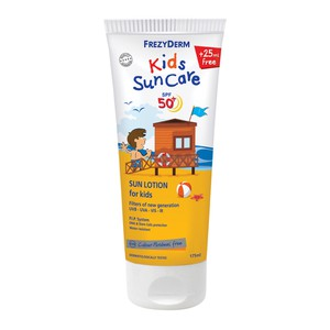 FREZYDERM Kids sun care lotion spf50 παιδικό αντηλιακό 175ml