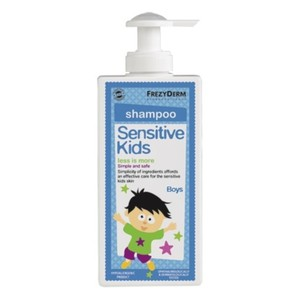 Sensitive kids shampoo for boys                               200 ml