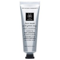 APIVITA DEEP CLEANSING FACE MASK ΠΡΑΣΙΝΗ ΑΡΓΙΛΟΣ TUBE 50ML