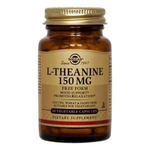 Solgar l theanine 150mg 60t