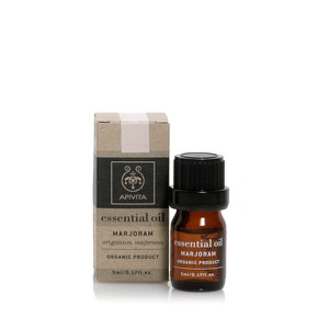 APIVITA Essential oil marjoram (body relax) 5ml
