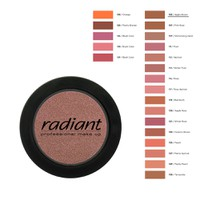 RADIANT BLUSH COLOR No102-APPLE BROWN
