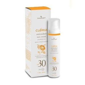 Cleria antioxidant sun cream spf30 50ml enlarge