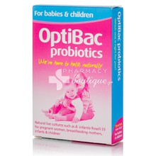 Optibac Probiotics For Babies and Children - Προβιοτικά, 10 sachets