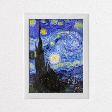 Van gogh starry night a