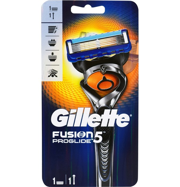 GILLETTE PROGLIDE FLEXBALL MANUAL 1Χ(MHX+1 ΑΝΤ)