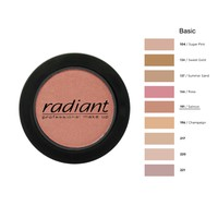RADIANT PROFESSIONAL EYE COLOR No191-SALMON SHIMMER