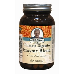 Udo's Choice Ultimate Digestive Enzyme 60caps