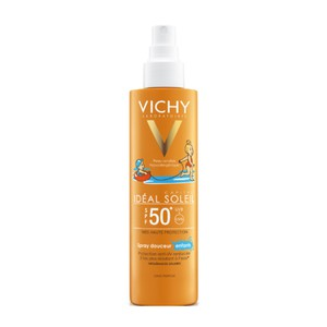 VICHY Ideal soleil kids spray παιδικό αντηλιακό Spf50 200ml