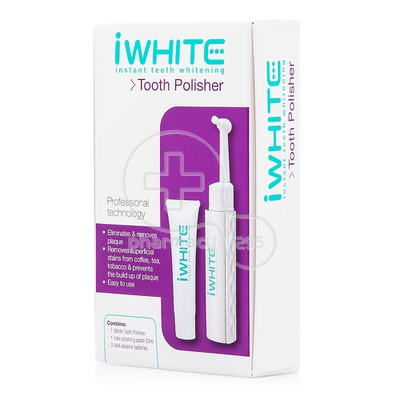 iWHITE - Tooth Polisher