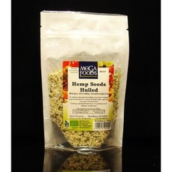 Mega Foods Hemp Seeds Hulled 100gr