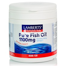 Lamberts PURE FISH OIL 1100 mg (Ω3), 120 caps