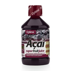 Optima acai super fruit juice with oxy3 500ml
