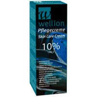 WELLION SKINCARE CREAM (UREA 10%) 75ML