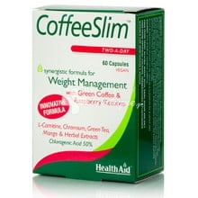 Health Aid COFFEE SLIM - Αδυνάτισμα, 60caps