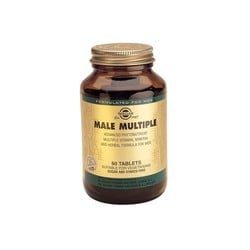 Solgar Male Multiple  60tablets