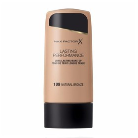 MAX FACTOR LASTING PERFORMANCE MAKE UP 109 NATURAL BRONZE