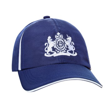 Dark Blue Jockey Hat