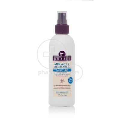 AUSSIE - MIRACLE RECHARGE Moisture Light Weight Conditioner Spray - 250ml