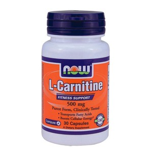 Now foods 0070 l carnitine30v